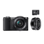 Alpha 5000 E-mount Camera and 16-50 mm Zoom Lens with 8 GB Memory Card