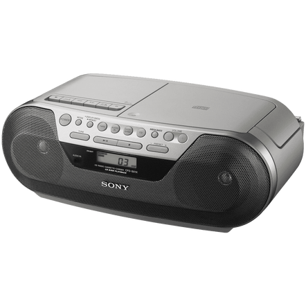 CD Radio Cassette Player