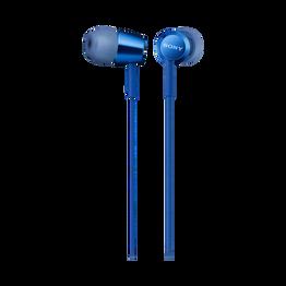 EX155AP In-Ear Headphones (Blue), , hi-res