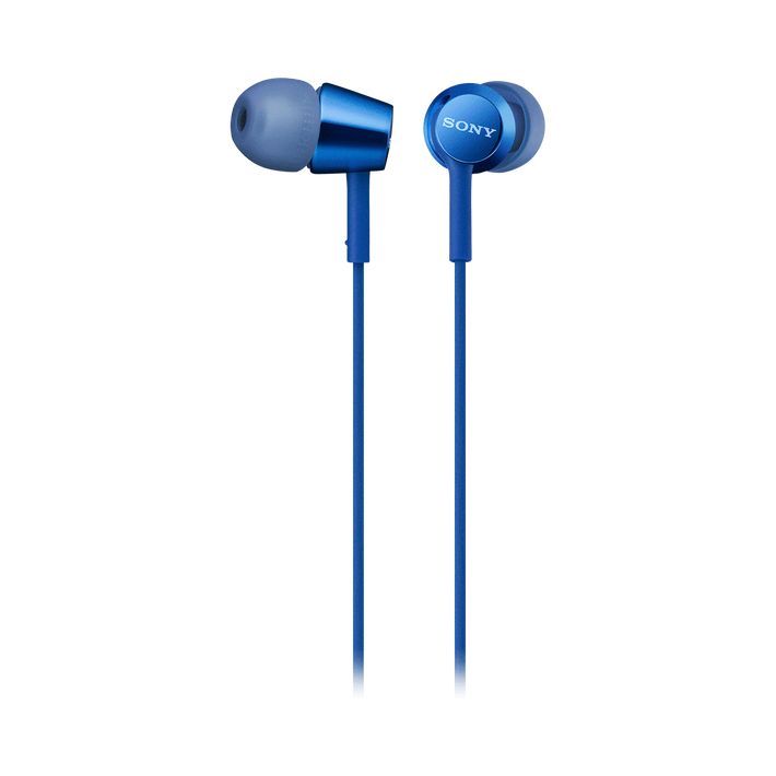 EX155AP In-Ear Headphones (Blue), , product-image
