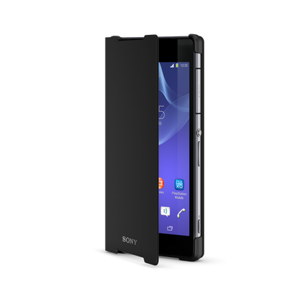XPERIA Z2 KING CASE BLACK, , hi-res