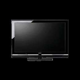 "40"" V5500 Series Full HD BRAVIA LCD TV (Glossy Black Finish), , hi-res"