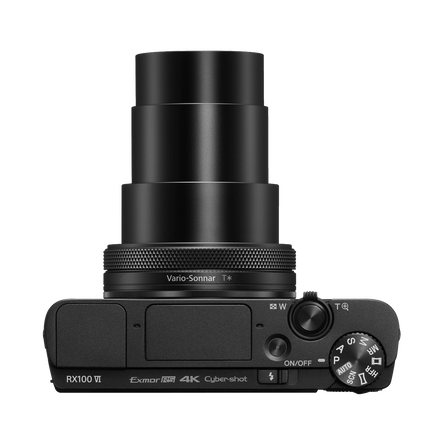 RX100 VI Broad Zoom Range and Super-fast AF Camera, , hi-res