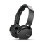 XB650BT EXTRA BASS Bluetooth Headphones (Black)