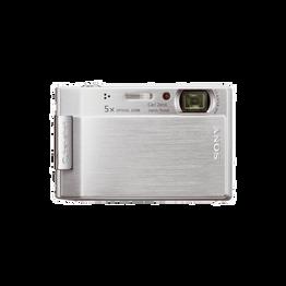 8.1 Mega Pixel T Series 5x Optical Zoom Cyber-shot (Silver)