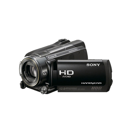 240GB Hard Disk Drive Full HD Camcorder