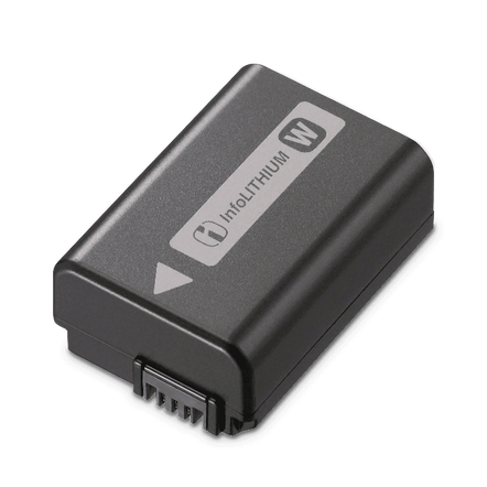 NP-FW50 W-series Rechargeable Battery Pack, , hi-res