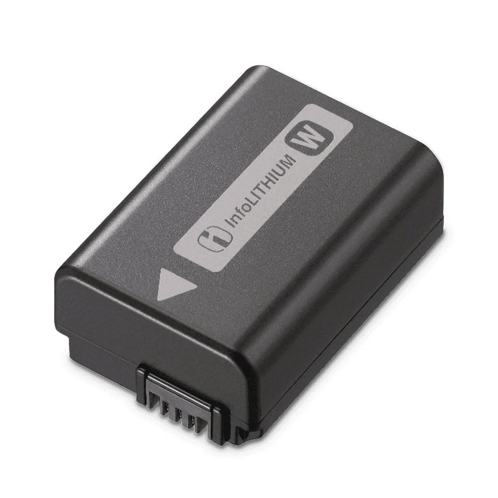NP-FW50 W-series Rechargeable Battery Pack, , product-image