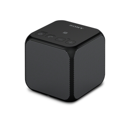 Mini Portable Wireless Speaker with Bluetooth (Black)