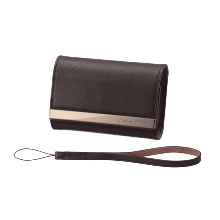 Soft Leather Carrying Case (Brown), , hi-res