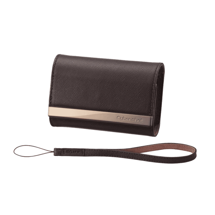 Soft Leather Carrying Case (Brown), , product-image