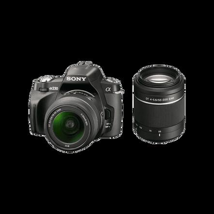 A230Y DSLR 10.2 Megapixel Twin Lens Kit