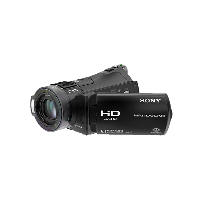 Memory Stick HD Handycam Camcorder, , product-image