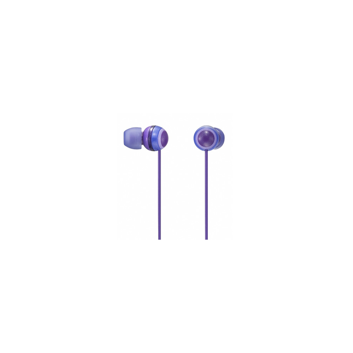 EX40 In-Ear Headphones (Deep Violet), , product-image