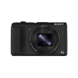 20.4 Megapixel H Series 30X Optical Zoom Cyber-shot Compact Camera (Black), , hi-res