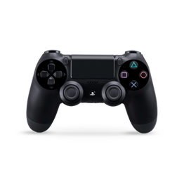 PlayStation4 Dual Shock Wireless Controllers (Black), , hi-res