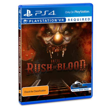 VR Until Dawn: Rush of Blood, , hi-res
