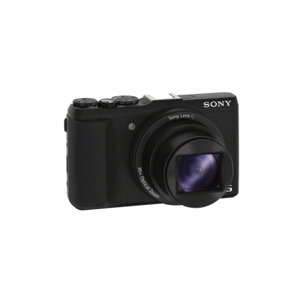 HX60V Digital Compact Camera with 30x Optical Zoom