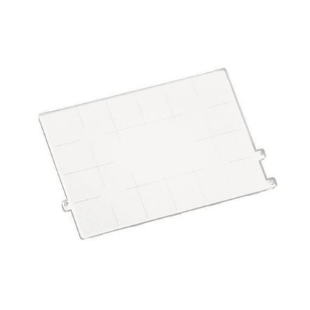 Grid Focusing Screen