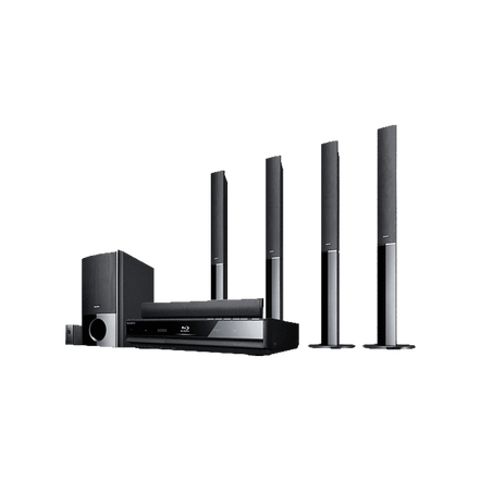 E800 5.1 Channel Blu-ray Disc Home Theatre System