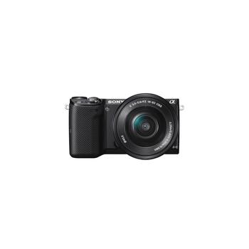 Digital E-mount 16.1 Mega Pixel Camera with SELP1650 Lens, , hi-res