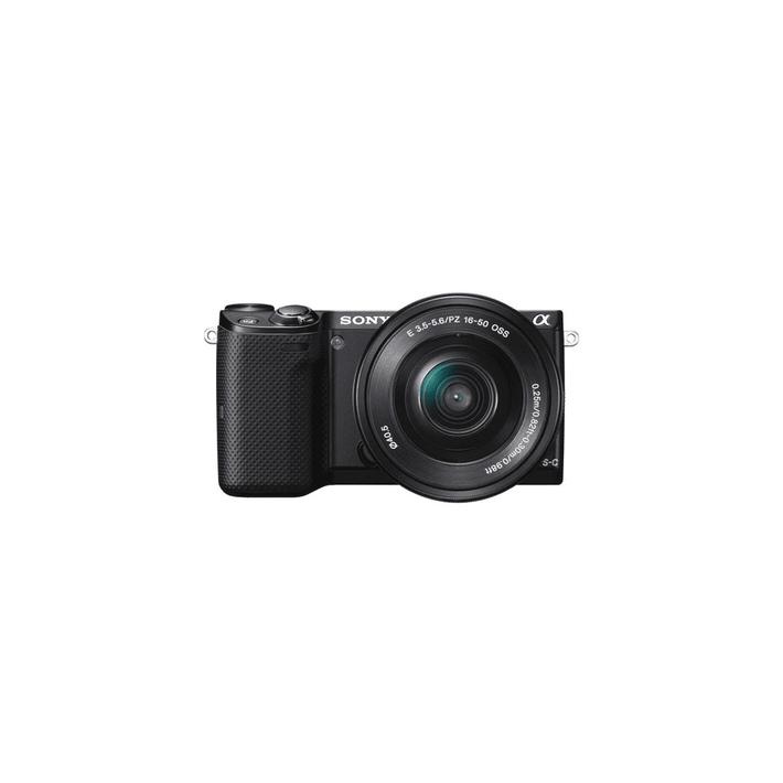 Digital E-mount 16.1 Mega Pixel Camera with SELP1650 Lens, , product-image