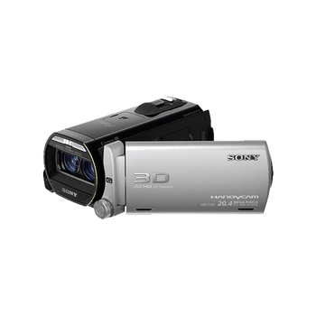Flash Memory HD Camcorder (Silver), , hi-res