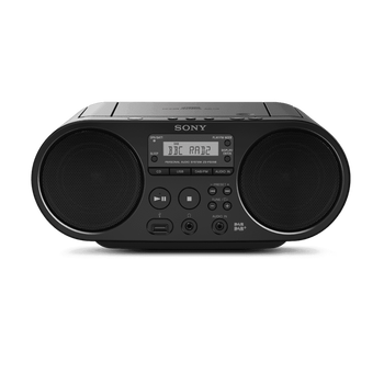 CD Boombox with DAB+/FM Digital Radio Tuner and USB Playback, , lifestyle-image