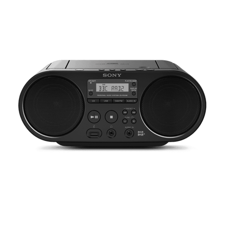 CD Boombox with DAB+/FM Digital Radio Tuner and USB Playback, , hi-res