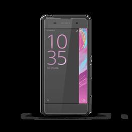 Style Cover SBC26 for Xperia XA (Graphite Black), , hi-res