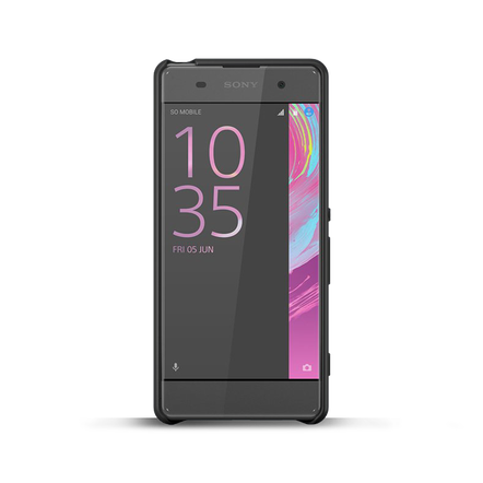 Style Cover SBC26 for Xperia XA (Graphite Black), , hi-res