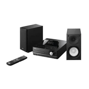 80GB HDD CD Tuner Micro Hi-Fi System, , hi-res