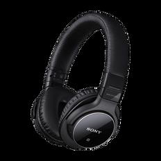 ZX750 Bluetooth & Digital Noise Cancelling Headphones (Black)