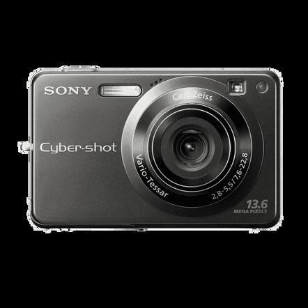 13.6 Mega Pixel W Series 3x Optical Zoom Cyber-shot, , hi-res