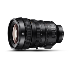 Full Frame E-Mount FE PZ 18-110mm F4 G OSS Lens