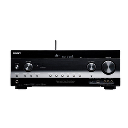 7.2 Channel Network A/V Receiver with Network Capabilities, , hi-res