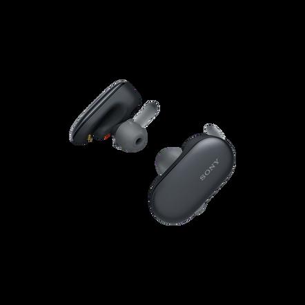 WF-SP900 Sports Wireless Headphones (Black), , hi-res