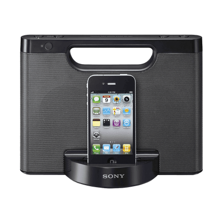 iPod and iPhone Dock Radio, , hi-res