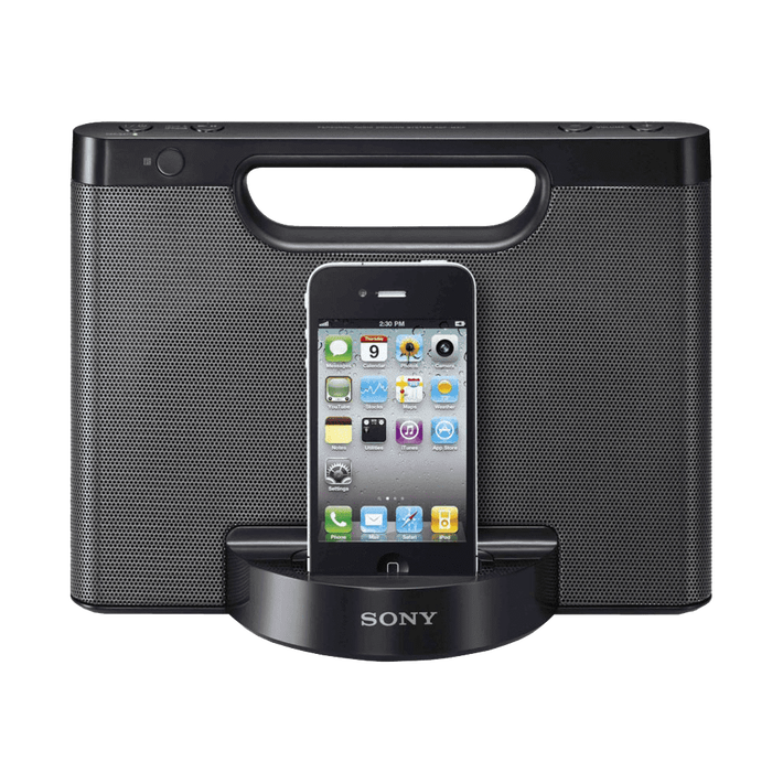 iPod and iPhone Dock Radio, , product-image