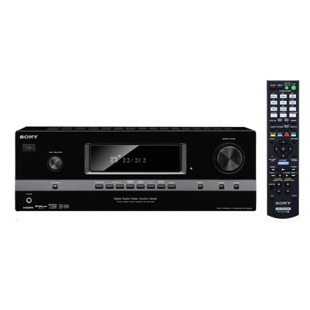 7.1 Channel DH Series 3D A/V Receiver