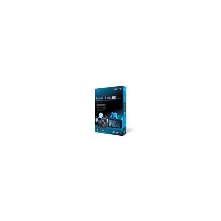Vegas Movie Studio Hd Platinum 10, , product-image