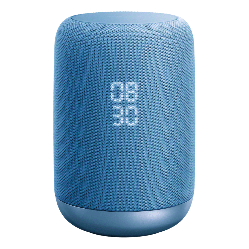 Google Assistant Built-in Wireless Speaker (Blue), , product-image