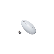 Wireless Laser Mouse (White)