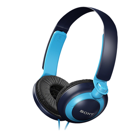 XB200 Extra Bass (XB) Headphones (Blue)