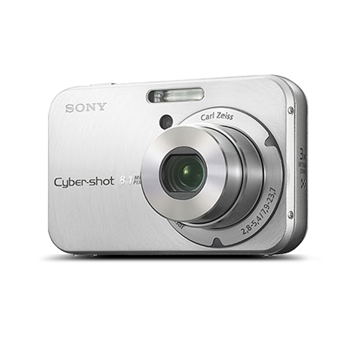 8.1MP CYBERSHOT 3TOUCH SCREENLCD 64MB, , product-image