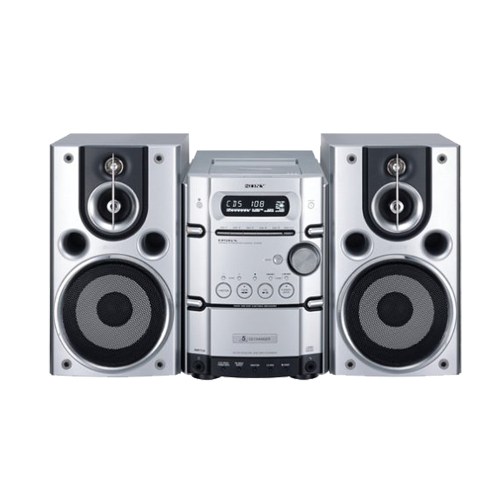 5 Disc Micro Hifi System, , product-image