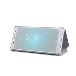 Xperia XZ2 Compact Style Cover Stand SCSH50 (Grey), , hi-res