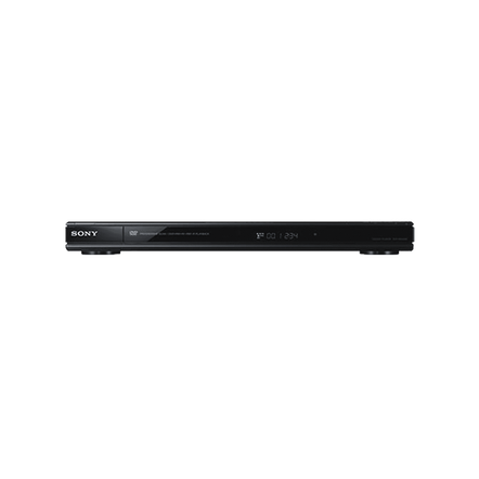 NS508 DVD Player (Black)