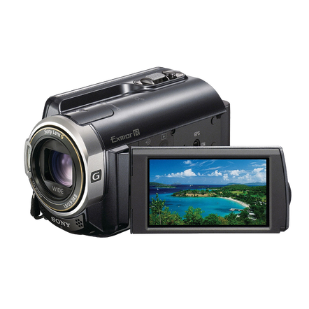 160GB Hard Disk Drive HD Camcorder