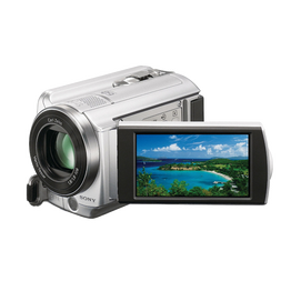 80GB SR68 Hard Disk Drive Camcorder (Silver)